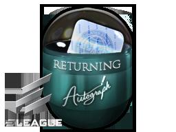 Boston 2018 Returning Challengers Autograph Capsule