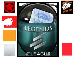 Boston 2018 Legends (Holo-Foil)