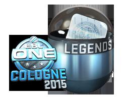 ESL One Cologne 2015 Legends (Foil)
