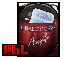Krakow 2017 Challengers Autograph Capsule