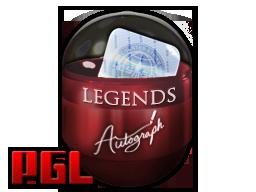 Krakow 2017 Legends Autograph Capsule
