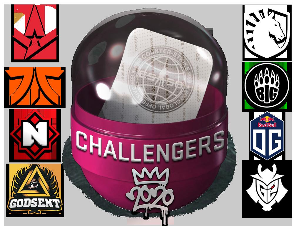 2020 RMR Challengers