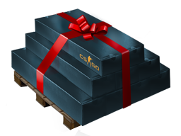 Pallet of Presents