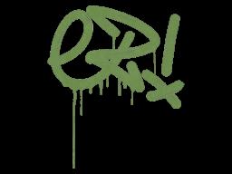 Sealed Graffiti | Little EZ