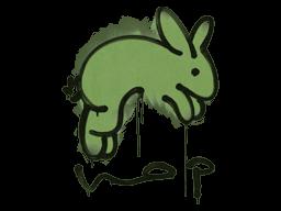 Sealed Graffiti | Hop
