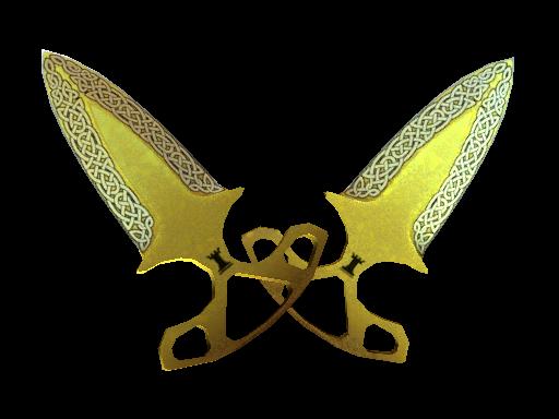 ★ Shadow Daggers   Lore