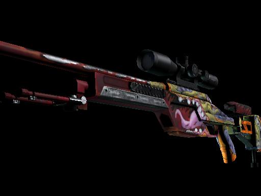 SSG 08   Bloodshot