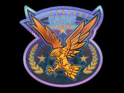 Sticker | Legendary Eagle Master (Holo)