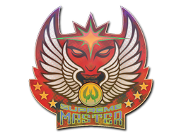 Sticker | Supreme Master First Class (Holo)