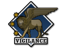 Sticker | Vigilance
