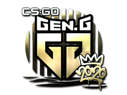 Sticker   Gen.G (Gold)   2020 RMR