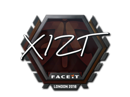 Sticker | Xizt | London 2018