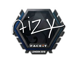 Sticker   aizy   London 2018