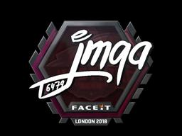 Sticker   jmqa   London 2018