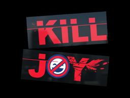 Sticker   Killjoy