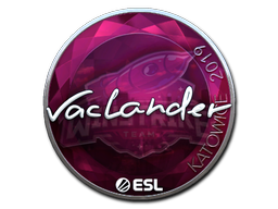 Sticker   wayLander (Foil)   Katowice 2019