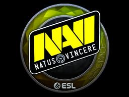 Sticker   Natus Vincere (Foil)   Katowice 2019