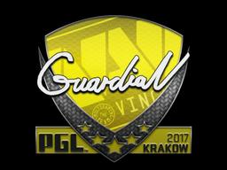 Sticker | GuardiaN | Krakow 2017