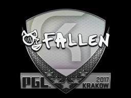 Sticker   FalleN   Krakow 2017