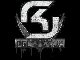 Sealed Graffiti | SK Gaming | Krakow 2017