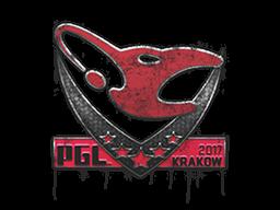 Sealed Graffiti   mousesports   Krakow 2017