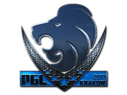 Sticker   North (Foil)   Krakow 2017