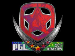 Sticker | Gambit (Holo) | Krakow 2017