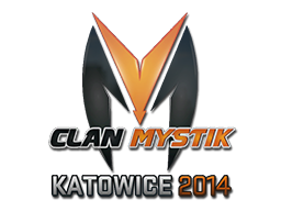 Sticker   Clan-Mystik   Katowice 2014