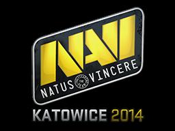 Sticker | Natus Vincere | Katowice 2014
