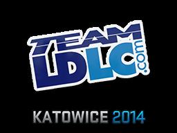 Sticker | Team LDLC.com | Katowice 2014