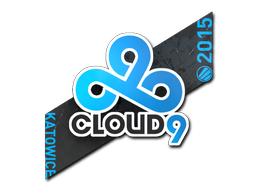 Sticker   Cloud9 G2A   Katowice 2015
