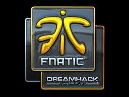 Sticker | Fnatic (Foil) | DreamHack 2014