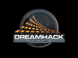 Sticker | DreamHack Winter 2014