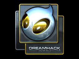 Sticker   Team Dignitas (Foil)   DreamHack 2014