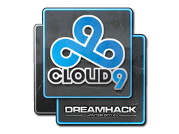 Sticker   Cloud9   DreamHack 2014