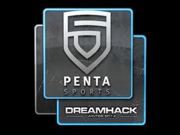 Sticker   PENTA Sports   DreamHack 2014