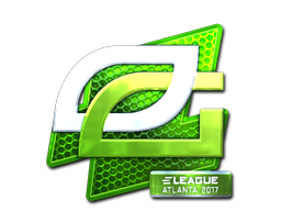 Sticker | OpTic Gaming (Foil) | Atlanta 2017