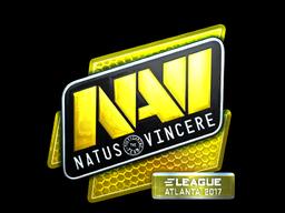 Sticker | Natus Vincere (Foil) | Atlanta 2017