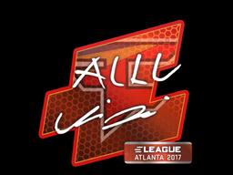 Sticker   allu   Atlanta 2017