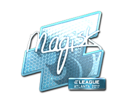 Sticker | Magisk (Foil) | Atlanta 2017