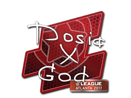 Sticker   Dosia   Atlanta 2017
