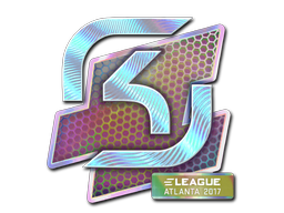 Sticker   SK Gaming (Holo)   Atlanta 2017