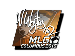 Sticker | TaZ (Foil) | MLG Columbus 2016