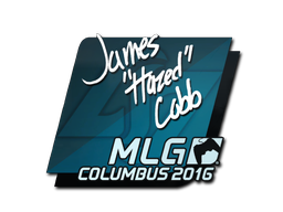 Sticker | hazed | MLG Columbus 2016