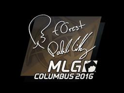 Sticker | f0rest | MLG Columbus 2016