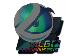 Sticker | Luminosity Gaming (Holo) | MLG Columbus 2016