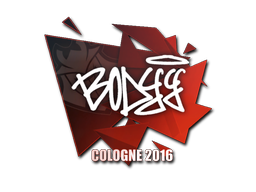 Sticker   bodyy   Cologne 2016