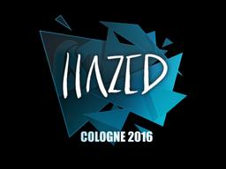 Sticker | hazed | Cologne 2016