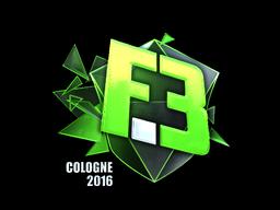 Sticker | Flipsid3 Tactics (Foil) | Cologne 2016