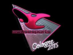 Sticker | mousesports (Foil) | Cologne 2015